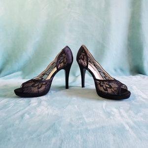 Lulu Townsend Lace High Heels